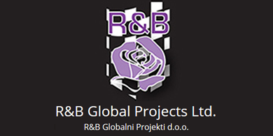 R&B Global Projects logo