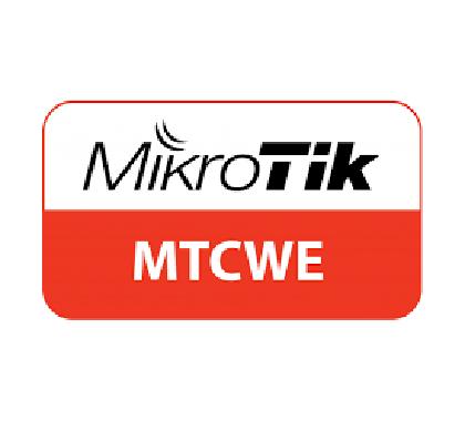MikroTik MTCWE logo